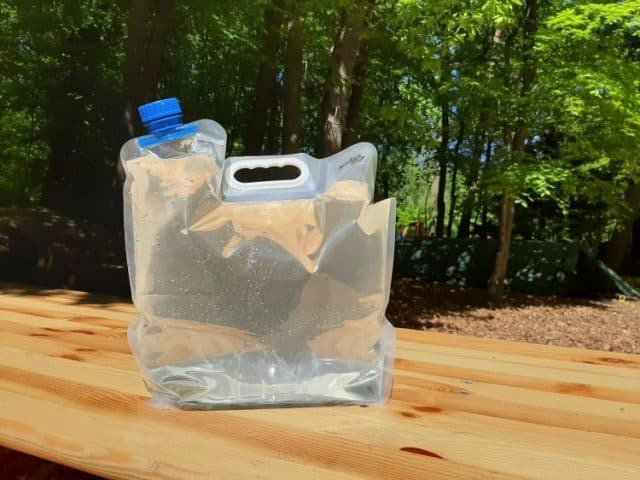 Bocamp water sac