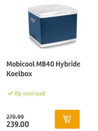 mobicool b40 aanbieding