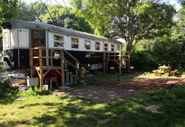 camping dijk en meer ervaring