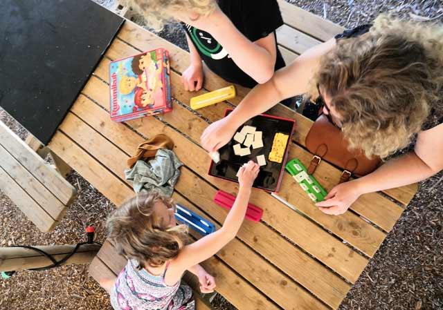 camping dijk en meer kinderen