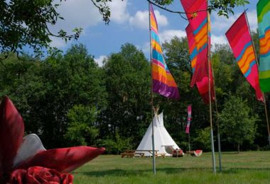 camping nijmegen festival