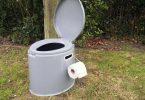 draagbaar toilet