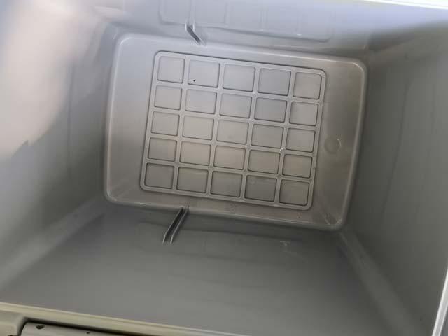 raster onderin koelbox