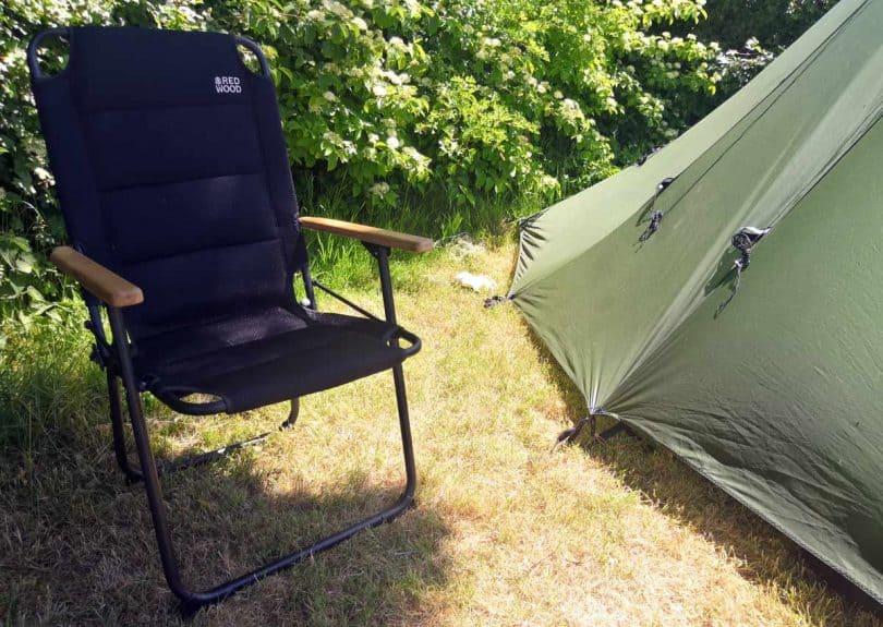 redwood bronte campingstoel
