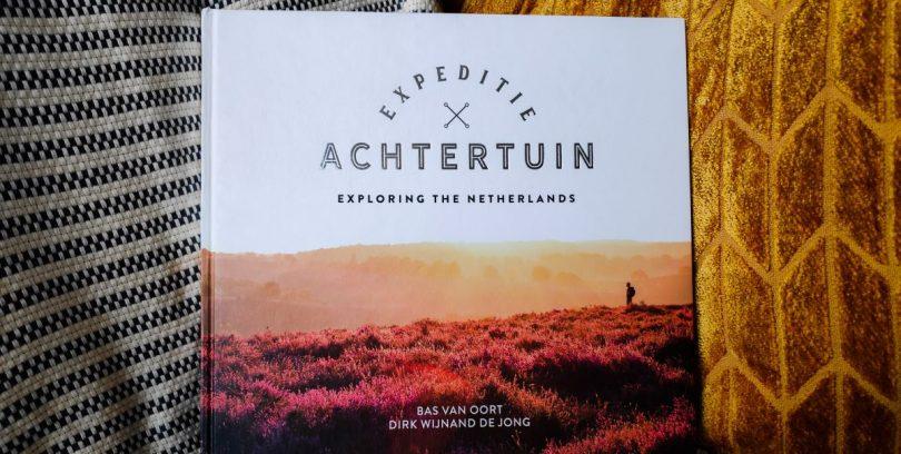 Expeditie Achtertuin boek