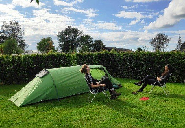 Plezier op de camping 1