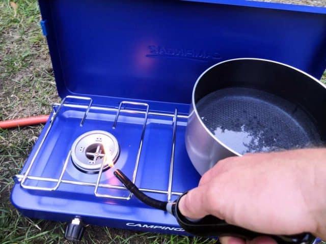 base camp camping kooktoestel