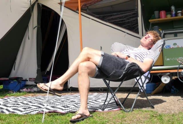 bo camp relaxstoel camping