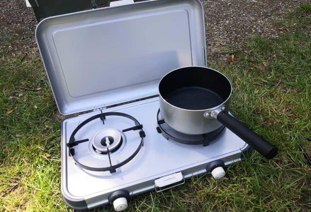 camping kitchen kooktoestel