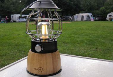 campinglamp bamboe