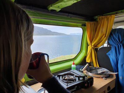 camperbus IJsland