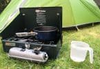 coleman 2 burner stove review