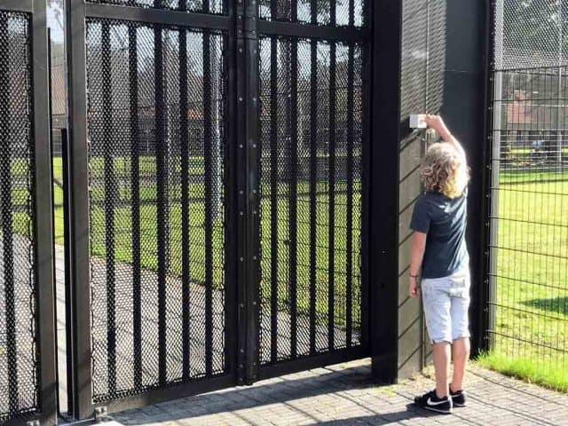 sleuterl gevangenis
