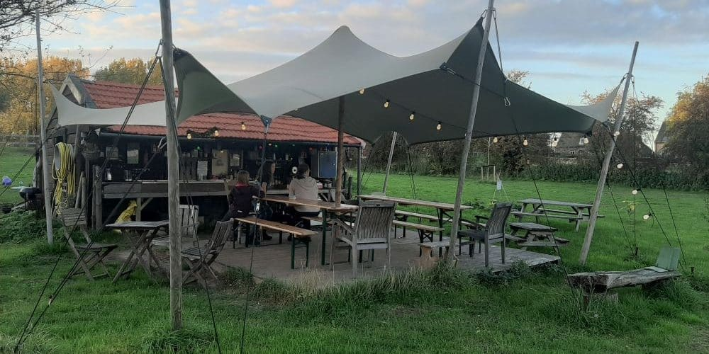 Camping ter Drucht