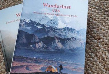 Wanderlust USA cover