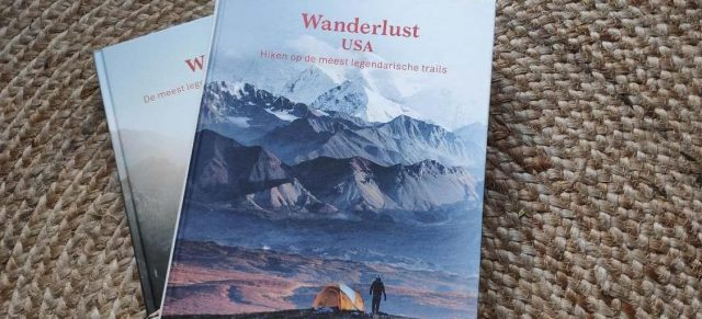 Wanderlust USA cover