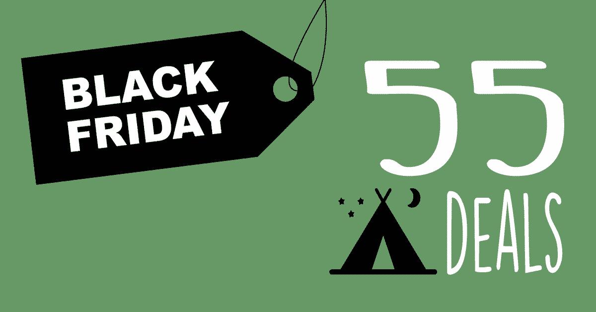 black friday kamperen outdoor