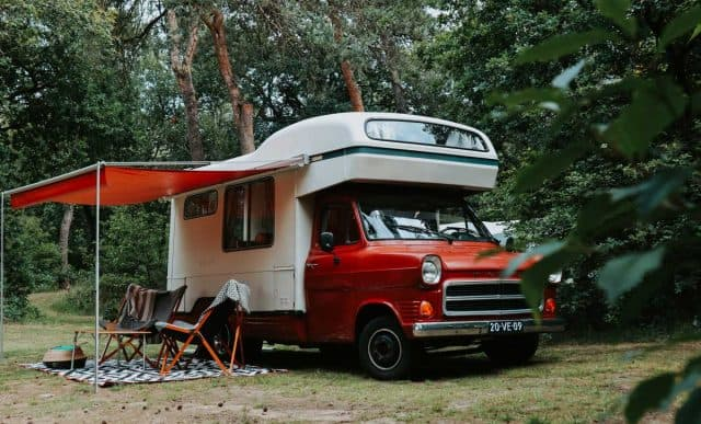 volkswagen camper huren