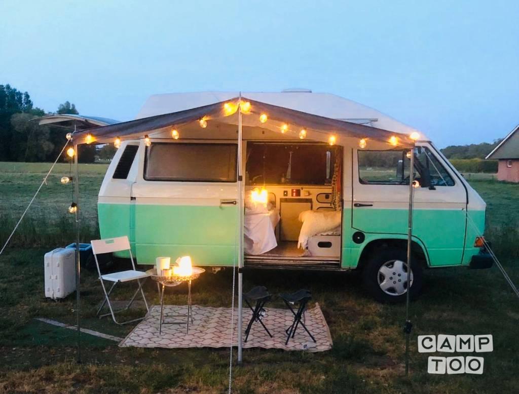 Volkswagen camper uit 1990