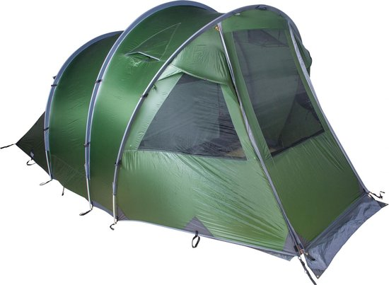 Nigor Laughing Owl 4 Tent - Groen - 4 Persoons