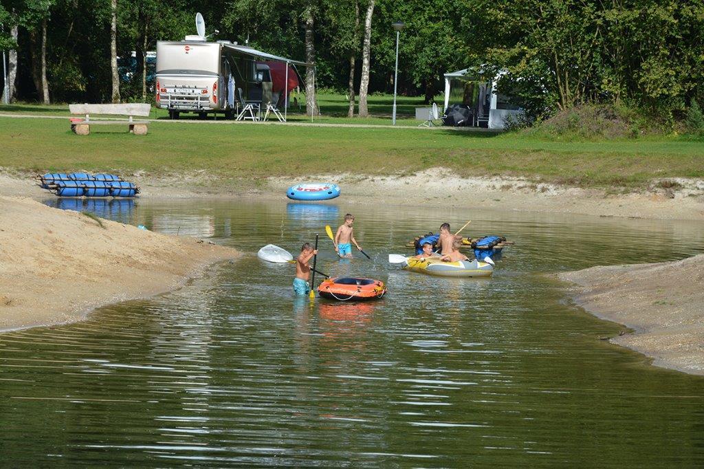 Charme Camping Hartje Groen BV 2 1