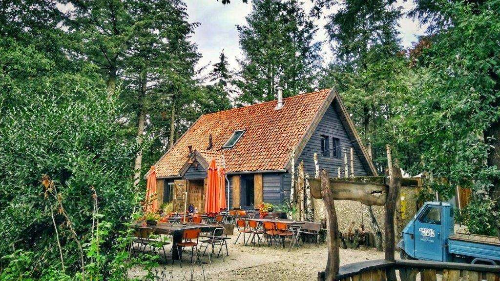 Charme Camping Hartje Groen BV 4 1