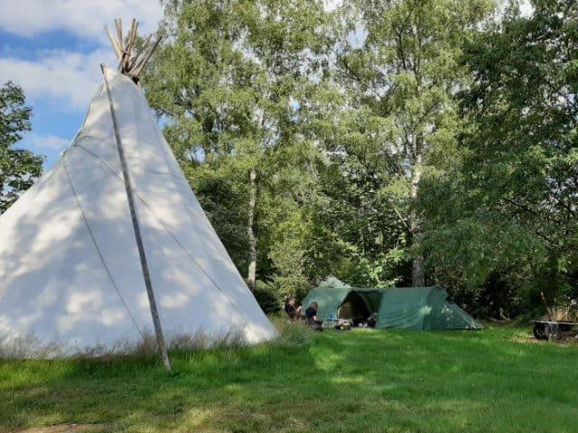 Kleine Camping Wientjesvoort