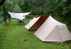 Kleine camping zoeken
