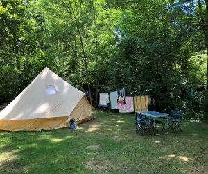 camping Moulin de Chaules glamping