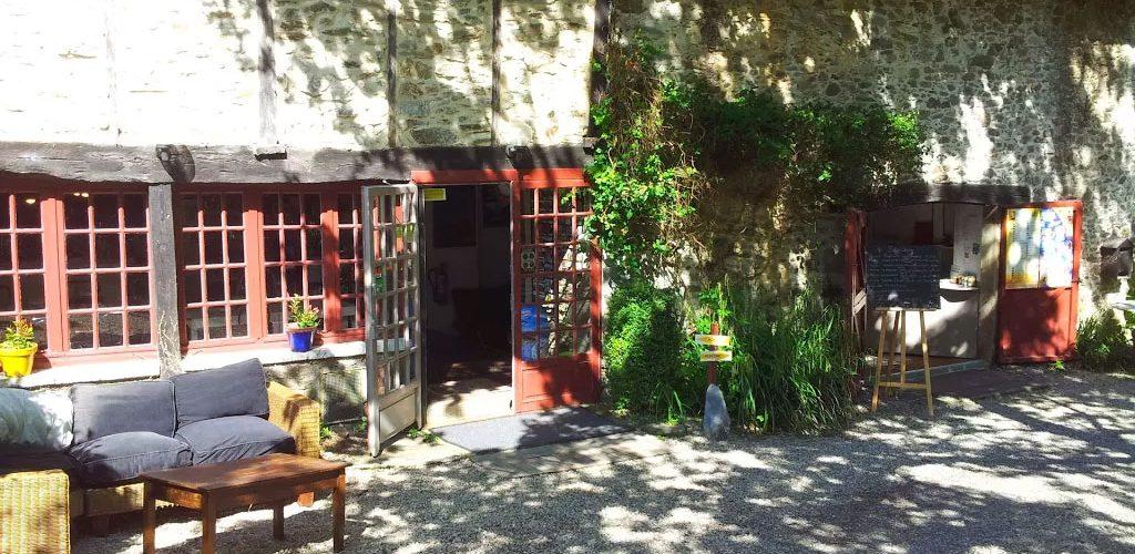 camping Moulin de Chaules receptie