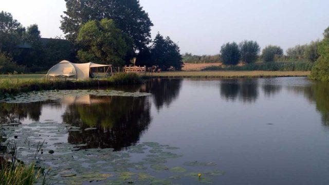 camping natuurkampeerterrein de amstelkade 5