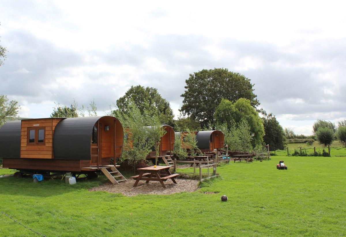 camping natuurkampeerterrein de amstelkade 6