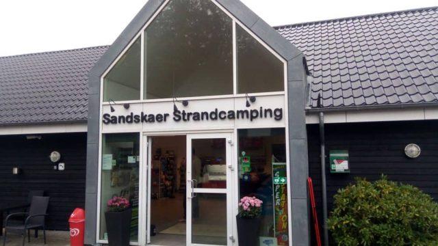 camping sandskaer
