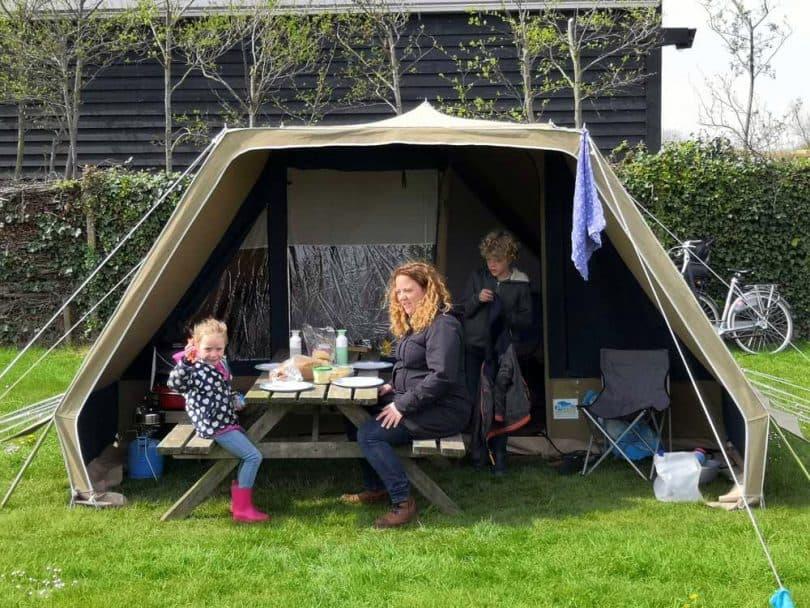 camping terschelling wantij