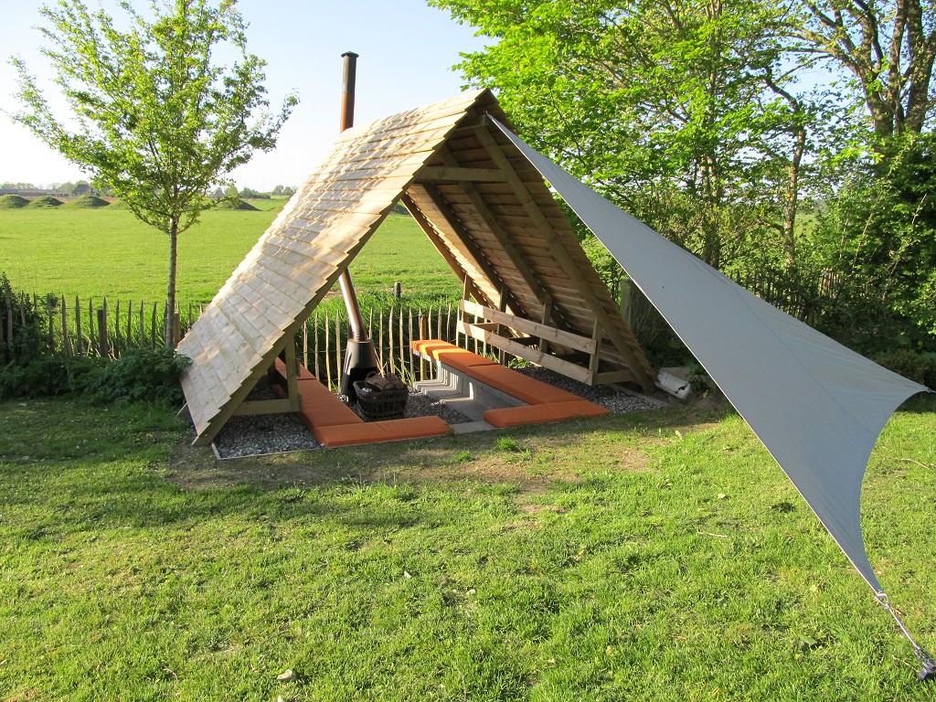 3. Camping vuurplaats kampvuur