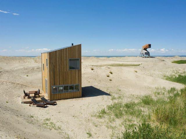 markerwadden tiny house