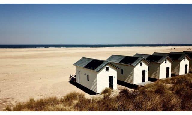 natuurhuisje aan het strand