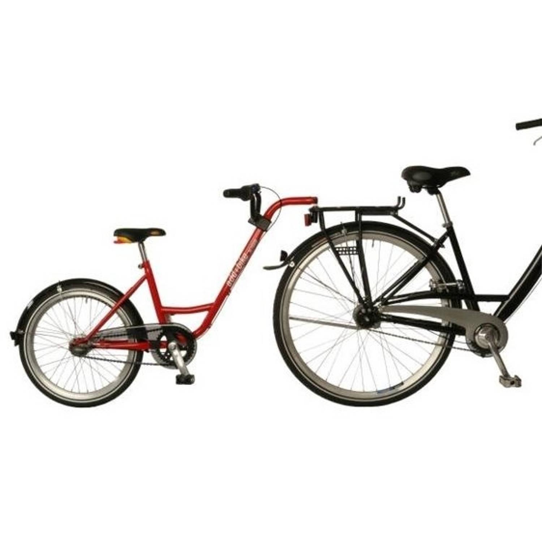 Roland Aanhangfiets Add+bike 20 Inch Junior 7v Rood