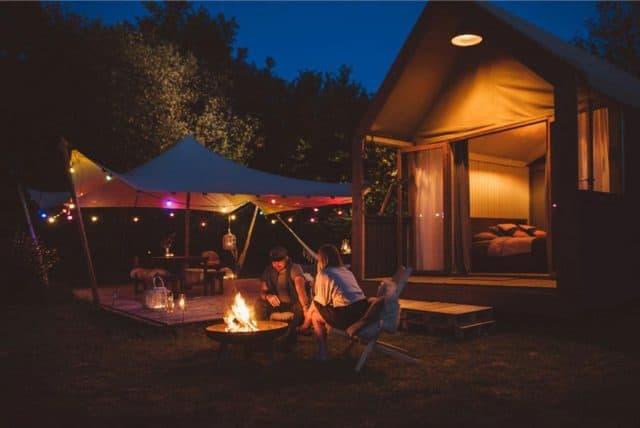 pop up campings