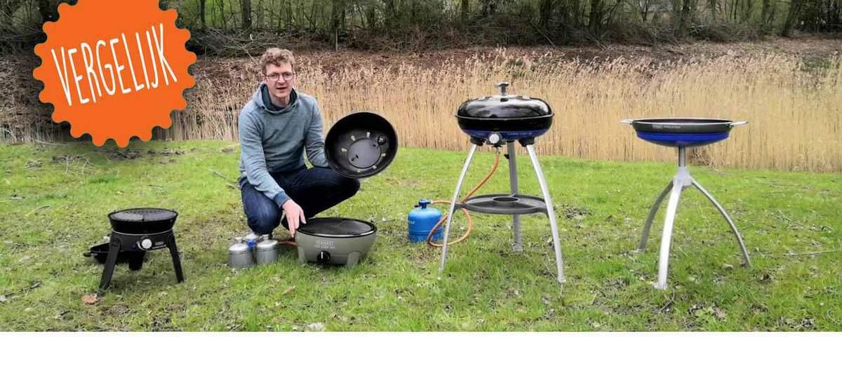 vergelijk camping barbecues 2