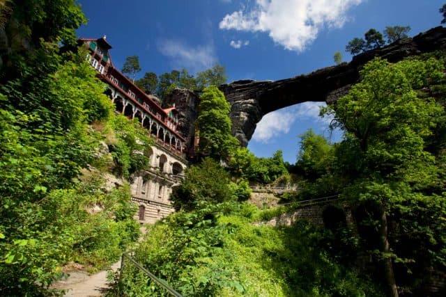 natuurpark tjechie Boheems Zwitserland Vaclav Sojka 2