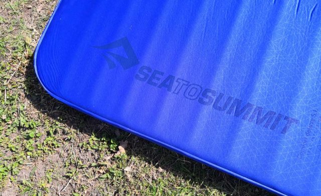 sea to summit comfort deluxe review