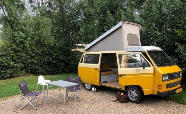volkwagenbus camper huren sytse