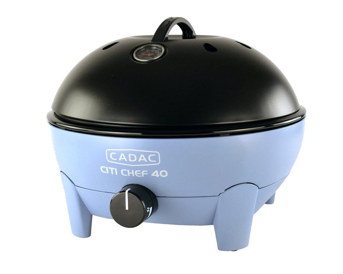Cadac Citi Chef 40 - 30mb - Gasbarbecue - Blauw