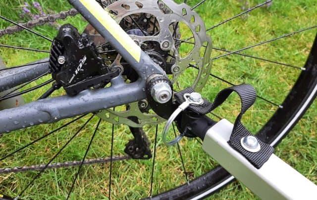 burley fietskar review