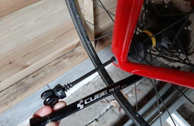 burley nomad fietskar