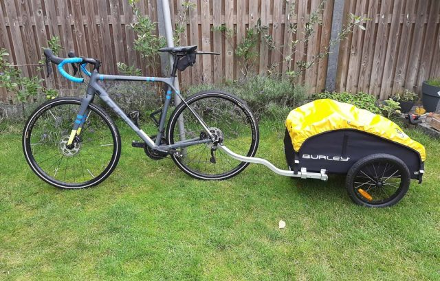 burley nomad fietskar review
