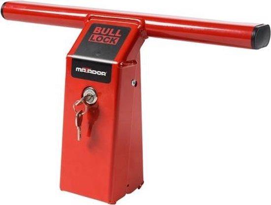 Matador Trekhaakbeveiliging Staal 25 Cm Rood
