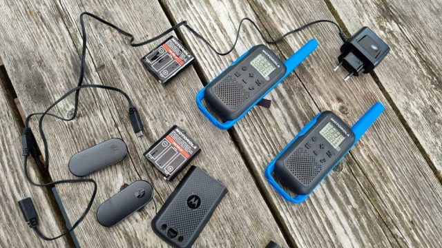 motorola talkabout t62 review