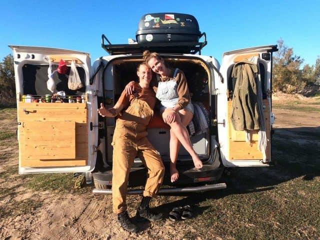 nomad leven werken